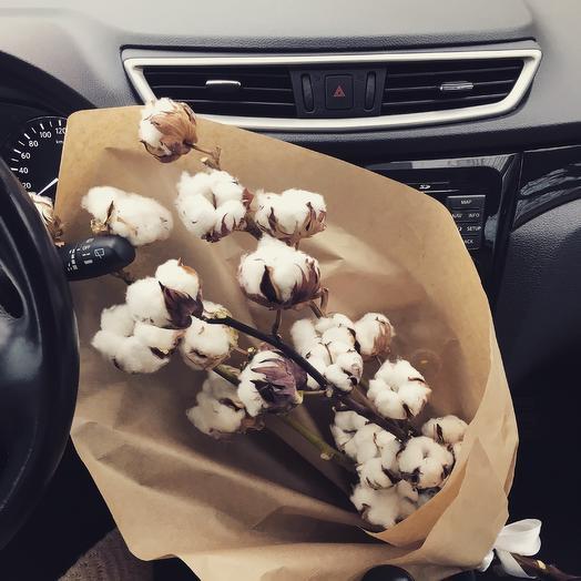 Сама воздушность: букеты цветов на заказ Flowwow