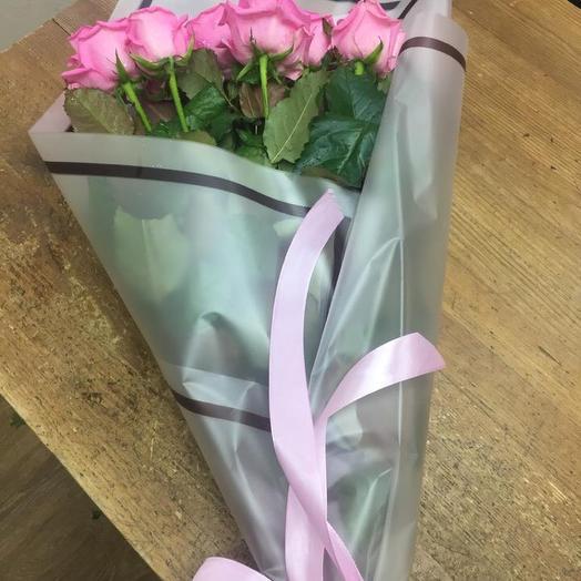 Стильный стиль2: букеты цветов на заказ Flowwow