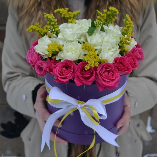 Lace   purple: букеты цветов на заказ Flowwow