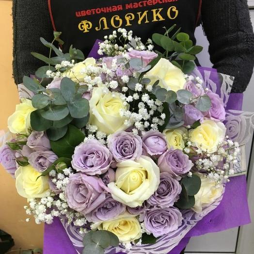 Заветная мечта: букеты цветов на заказ Flowwow