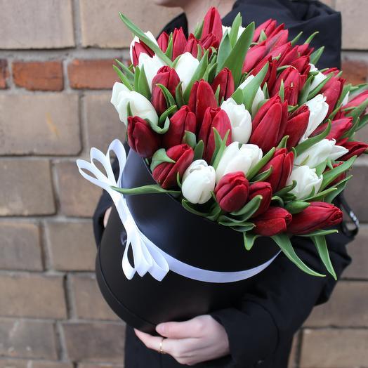 Мартовское настроение: букеты цветов на заказ Flowwow