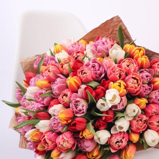 101 тюльпан Голландия Premium Craft