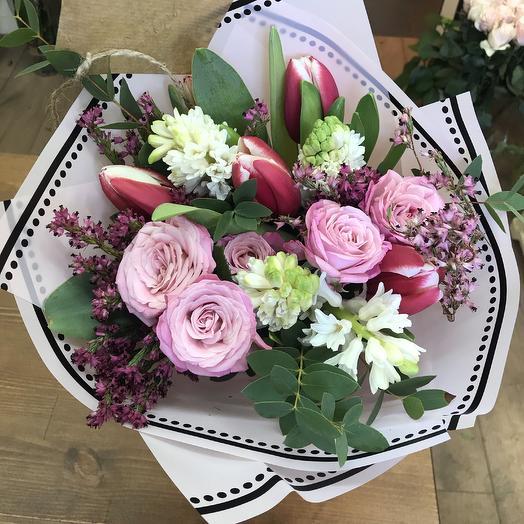 Пепел розы: букеты цветов на заказ Flowwow