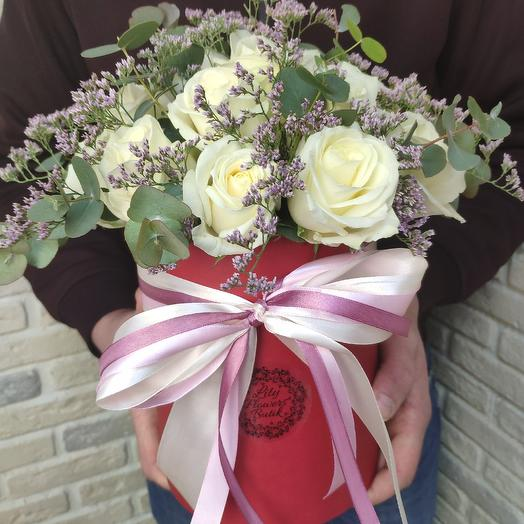 Прекрасная: букеты цветов на заказ Flowwow