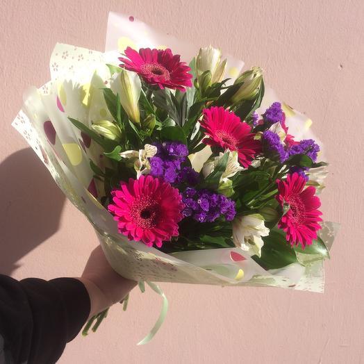 Русская красавица: букеты цветов на заказ Flowwow