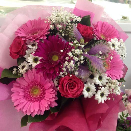 Для самой любимой: букеты цветов на заказ Flowwow