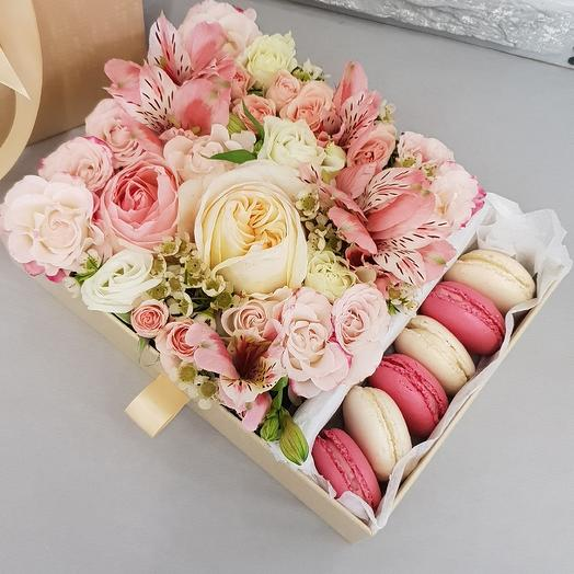 Нежнее нежного: букеты цветов на заказ Flowwow