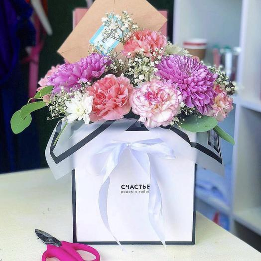 Коробка 20: букеты цветов на заказ Flowwow