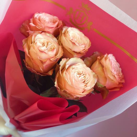 Букет 169: букеты цветов на заказ Flowwow
