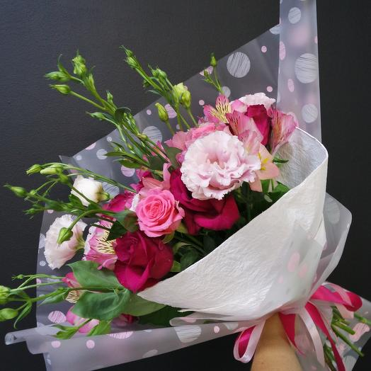 Для самой красивой: букеты цветов на заказ Flowwow