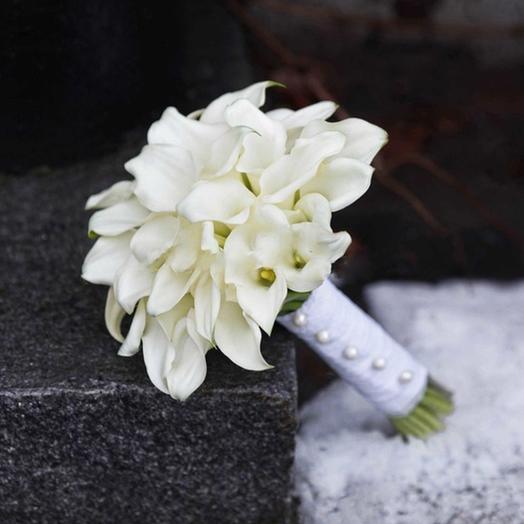 """Букет невесты """"Сладкая Жизнь"""": букеты цветов на заказ Flowwow"""