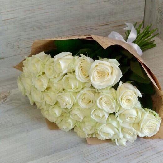 51 Роза ваниль: букеты цветов на заказ Flowwow
