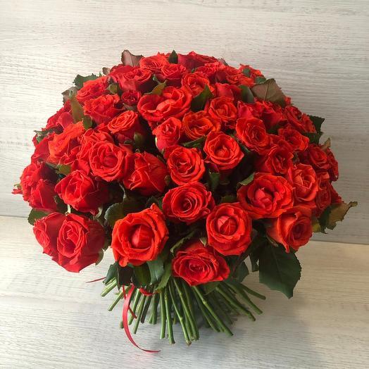 101 роза в букете: букеты цветов на заказ Flowwow