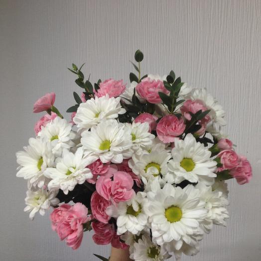 Самая нежная: букеты цветов на заказ Flowwow