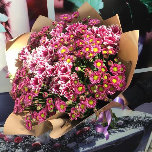 Скромнице моей: букеты цветов на заказ Flowwow