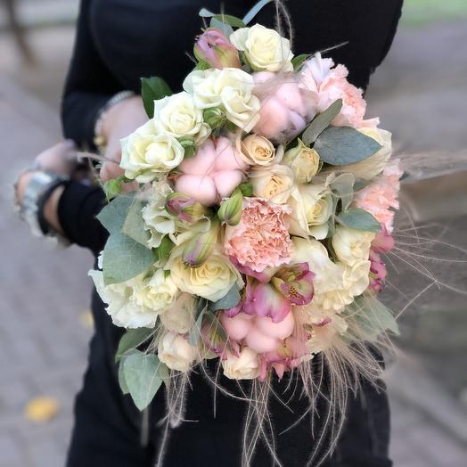 Букет маэстро: букеты цветов на заказ Flowwow