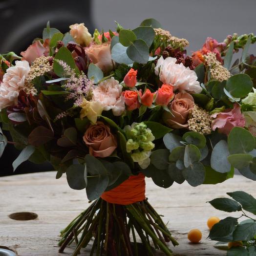 """Букет цветов """"Настроение"""": букеты цветов на заказ Flowwow"""