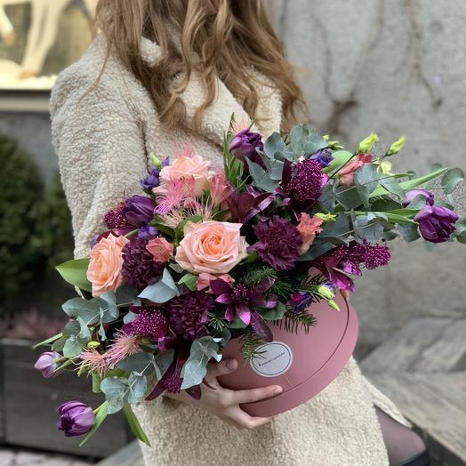 Онфлер: букеты цветов на заказ Flowwow