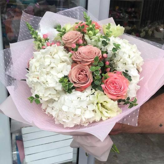 Божена: букеты цветов на заказ Flowwow