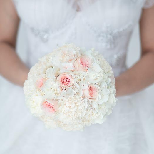 Свадебный букет Классика: букеты цветов на заказ Flowwow