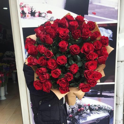 51 Голландская роза