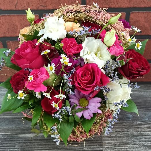 "Композиция ""Малышке"": букеты цветов на заказ Flowwow"