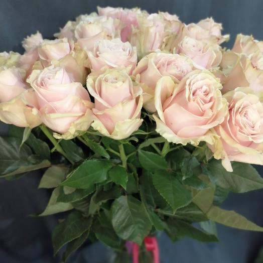 Монобукет из великолепной чайной розы