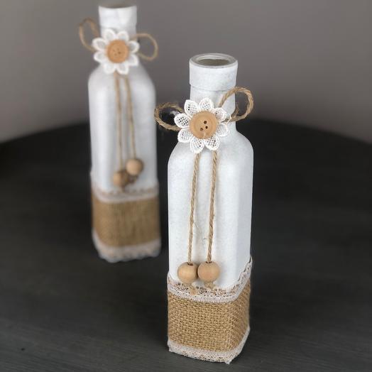 Эко вазочки