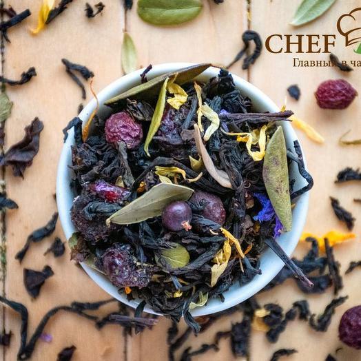 Чай с лесными ягодами - Таежный сбор