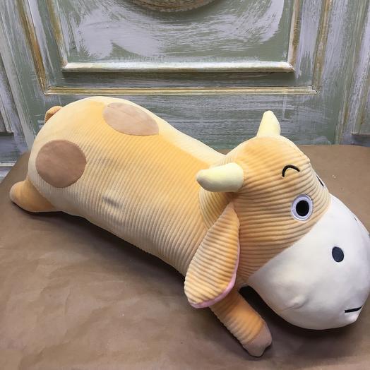 Коровка подушка