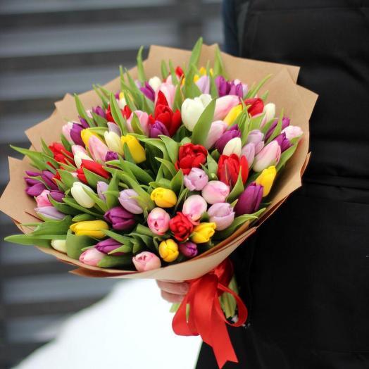 79 восхитительных тюльпанов