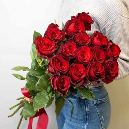 Букет из 15 роз Эксплорер