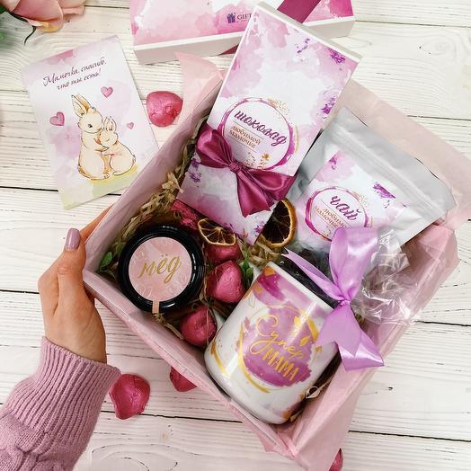 Подарочный набор маме «Супер мама» / Подарок маме