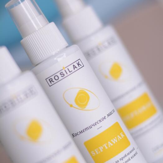 Масло для восстановления проблемной кожи тел
