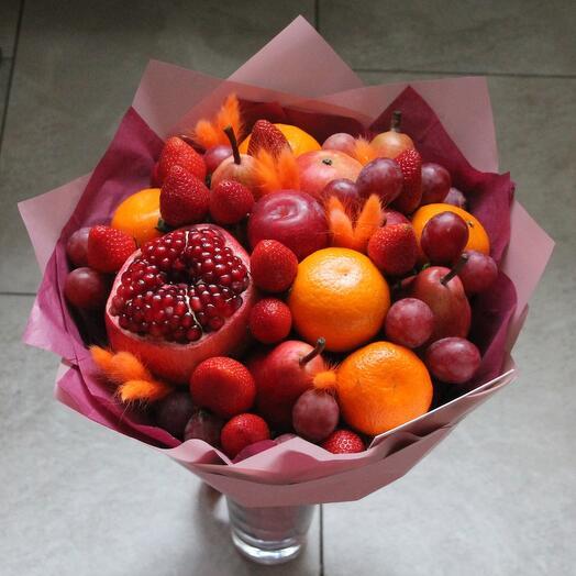 Букет из фруктов Яркий
