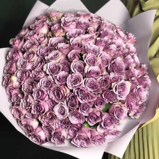 101 Лавандовая Роза