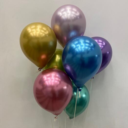 Воздушные шары 7 шт