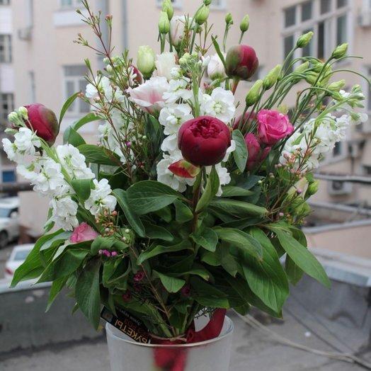 Полная жизнь: букеты цветов на заказ Flowwow
