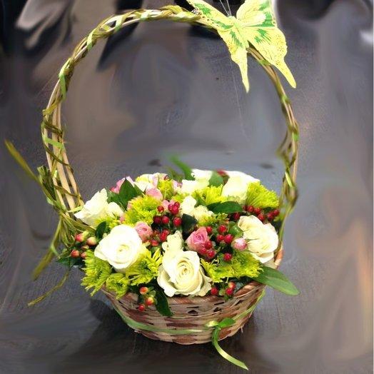 Лесной шарм: букеты цветов на заказ Flowwow