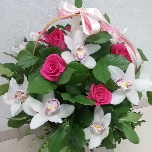 Композиция Афродита: букеты цветов на заказ Flowwow
