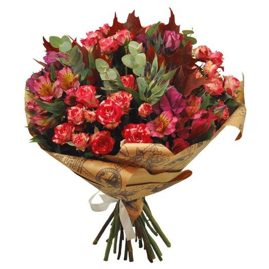 Букет Эдинбург: букеты цветов на заказ Flowwow