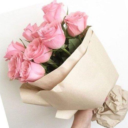 Кулечек нежности: букеты цветов на заказ Flowwow