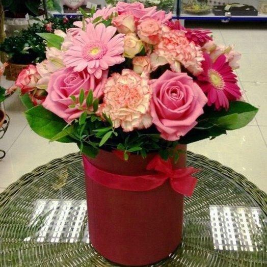 Флер: букеты цветов на заказ Flowwow