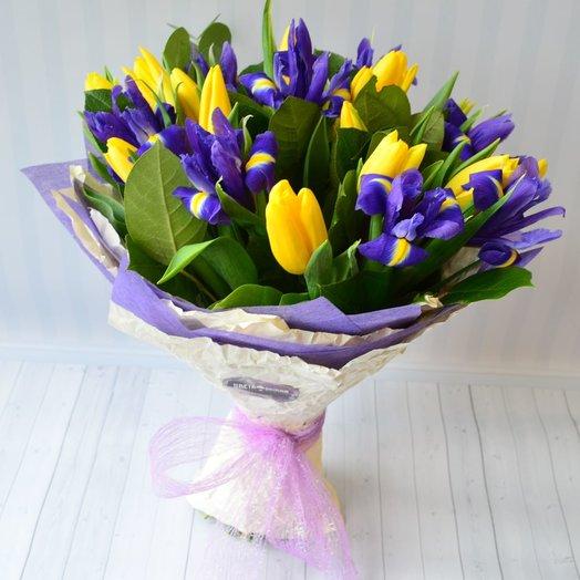 Лучик: букеты цветов на заказ Flowwow