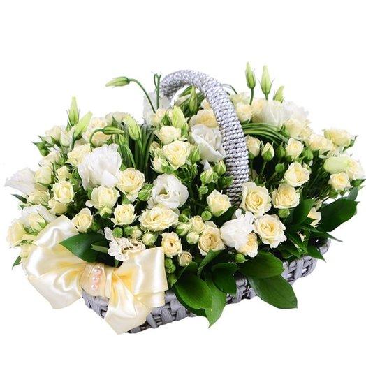 Букет  100 Миллениум: букеты цветов на заказ Flowwow