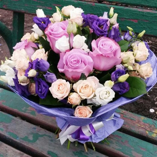 Ванесса: букеты цветов на заказ Flowwow
