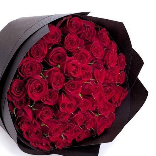 Букет  124 Бретт: букеты цветов на заказ Flowwow