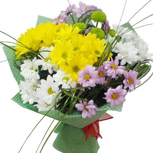 Букет Для настроения: букеты цветов на заказ Flowwow