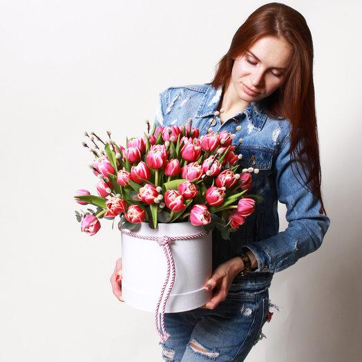 Пушистые Котики: букеты цветов на заказ Flowwow