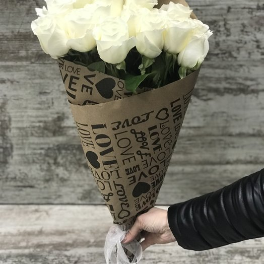 Букет 42: букеты цветов на заказ Flowwow